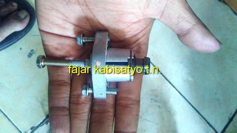 setiing tensioner New CB150R05