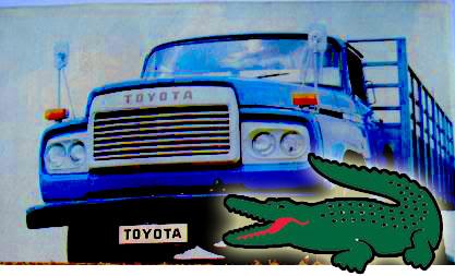 Toyota Buaya