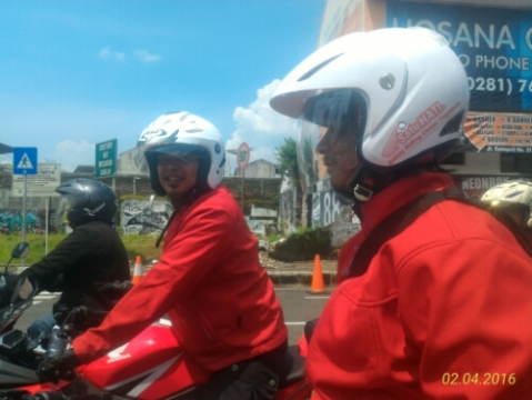 City Riding CBR150 2016 Purwokerto - aku
