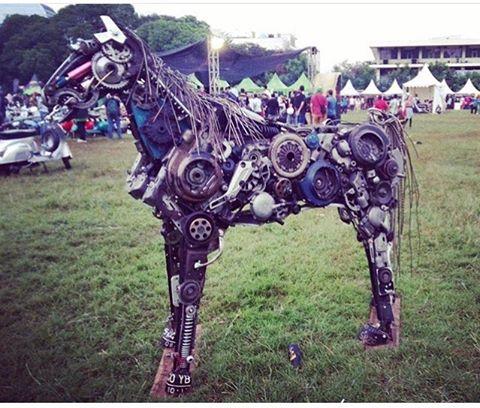 Kuda Besi