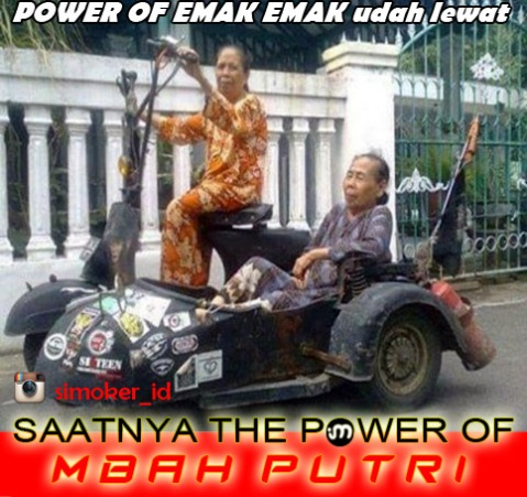 the power of mbah putri