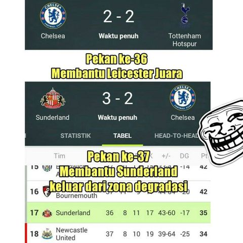 Chelsea yang baik