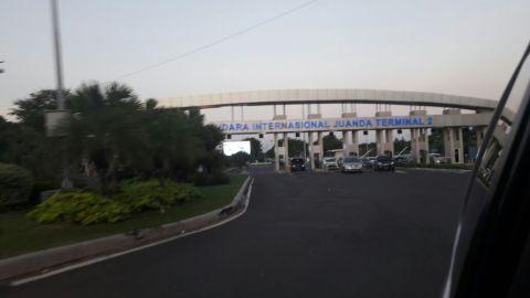 Terminal 2 Bandara Juanda